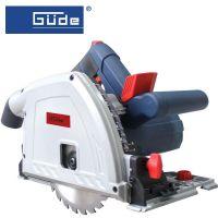 Ръчен циркуляр GÜDE TS 57-1200 SET / 1200 W , 165 мм /