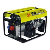 Генератор Pramac ES 8000, 6.6 KW - трифазен - Honda