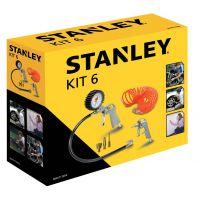 Аксесоари за компресор Stanley, 6 части