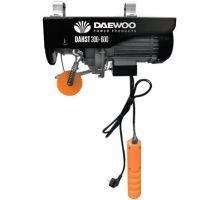 Електрически телфер Daewoo  DAHST300/600 / 1200 W до 600 кг.