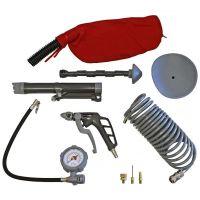 Комплект аксесоари за компресор NU AIR Jet Super Kit / 9 части /