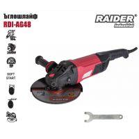 Индустриален Ъглошлайф Raider Industrial RDI-AG48 / 2500 W , 6600 min-1 , 230 мм /