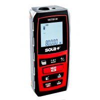 Лазерна противоударна ролетка SOLA Vector 80 / 0.20- 80.00 м, +/-1.5 мм /