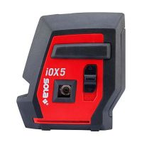 Лазарен линеен нивелир SOLA Iox5 Basic / 20.0 м, 0.2 мм/ 1 м /