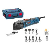 Мултифункционален инструмент Bosch GOP 30-28 /L-BOXX, 300W, 1,5кг/