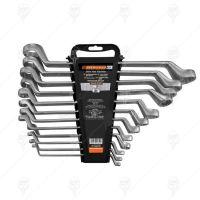 Комплект ключове лула Premium HD, 12 бр, 6-32мм