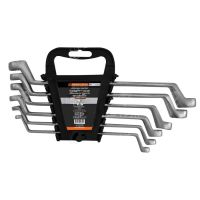 Комплект ключове лула Premium /6 бр, 6-17мм/