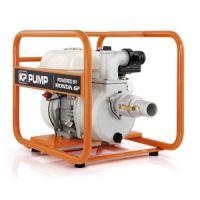 Бензинова самозасмукваща помпа KP Pump KPH-600 с датчик  / 2'' , 3.6 kW , воден стълб 30 м / с двигател HONDA GP160