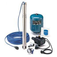Сондажна хидрофорна помпа Grundfos SQE 5-50 / 75 м , 1,68 kW , 40 м кабел  /