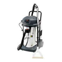 Професионален двумоторен екстрактор Lavor Solaris IF/ 2x1200 W /