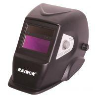 Заваръчен фотосоларен шлем Raider RD-WH02 / DIN 4 , DIN 9-13 плавно регулиране /