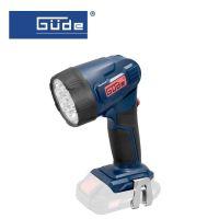 Акумулаторна LED лампа GÜDE L 18-0  / 18 V , 40 lm 2,2 W  , без батерия и зарядно устройство /