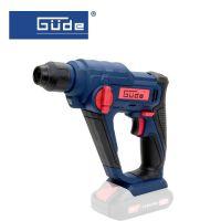 Акумулаторен перфоратор GÜDE BH 18-0 / 18 V , 1,2 J  , без батерия и зарядно устройство /