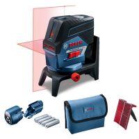 Линеен лазер Bosch GCL 2-50 C SOLO / 12 V, без батерия и зарядно/