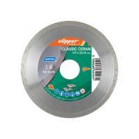 Диамантен диск за средно твърди плочи и керамика Norton Classic CERAM / Ø 115 мм , вътрешен диаметър на диска Ø 22,23 мм /