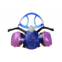 Предпазна маска Dräger X-plore® 3300, M / без филтри /