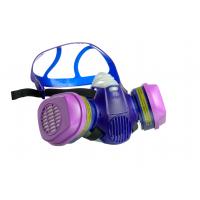 Предпазна маска с филтър Dräger X-plore® 3300 M and A1B1E1K1 Hg P3 R D - с комбиниран филтър