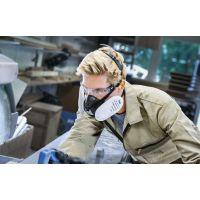 Предпазна маска с филтър Dräger X-plore® 3500 M and Pure P3 R - Прахова защита