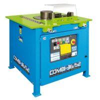Комбинирана машина за огъване и рязане на арматурна стомана SIMA COMBI 36/52 / 3 kW , 36 мм /