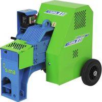 Машина за рязане на арматурна стомана SIMA CEL 52 P / 400 V , 4 kW , 52 мм /