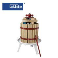 Ръчна преса за грозде GÜDE OP 12 /12 л., 12 кг./