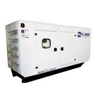 Дизелов генератор KJPOWER KJDD-330 с кожух  /264 kW, 330 kVA, DOOSAN P126TI-II/