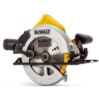 Ръчен циркуляр DeWALT DWE560K / 1350 W, /