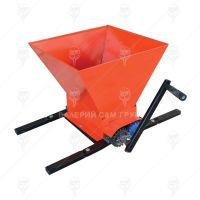 Гроздомелачка VALBG 40*40 см /2 цилиндрични вала/