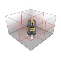 Лазерен линеен нивелир NIVEL SYSTEM CL4 /15 м., 1 мм./5м./