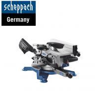 Настолен комбиниран циркуляр Scheppach HM100T / 1,6 kW /