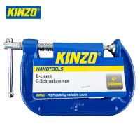 Винтова C-образна стяга KINZO 4'' /102 мм./