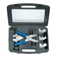 Комплект ножици за тръби от пластмаса Gedore 226100