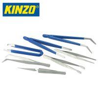 Комплект пинсети KINZO 7 бр.