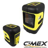 Лазерен нивелир CIMEX SL 10 /10м, 0,4 кг./