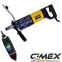 Ръчна диамантено пробивна машина CIMEX HDCD165 /2300 W/