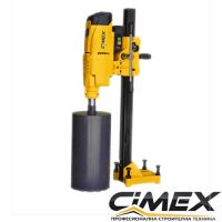 Машина за боркорони CIMEX DCD230 /4580 W, 220 V, 50 Hz/