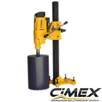 Машина за боркорони CIMEX DCD300 /4980 W, 220 V, 50 Hz/