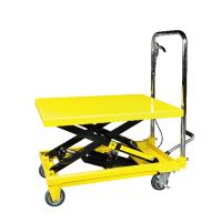 Хидравлична повдигаща количка / 150 кг /