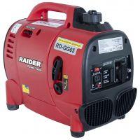 Бензинов инверторен генератор за ток Raider RD-GG05 / 230 V , 1 kW /