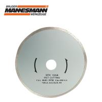 Режещ диамантен диск Mannesmann M 631-500 ES /за мокро рязане/