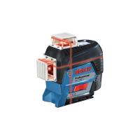 Лазерен нивелир Bosch  GLL 3-80 C + L-Boxx / ± 0,2 mm/m /