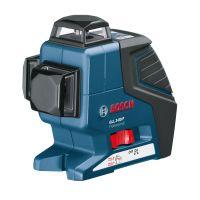 Линеен лазер Bosch GLL 3-80 / ± 0,2 mm/m , 30 м /