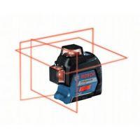 Линеен лазер Bosch GLL 3-80 / ± 0,2 mm/m , 30 м / + Статив BT 150