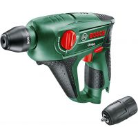 Акумулаторен перфоратор Bosch Uneo / 0 – 280 / 900 min-1 , без батерия и зарядно устройство /