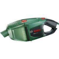 Акумулаторна ръчна прахосмукачка Bosch EasyVac 12 / 12 V , 2,5 Ah , 5,3 kPa , без батерия и зарядно устройство /