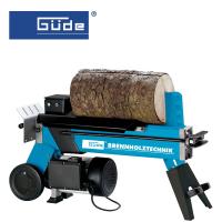 Машина за цепене на дърва GÜDE W 370/4T /230 V, 50 Hz, 1,5 kW/