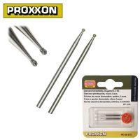 Шлифовъчни накрайници с диамантено покритие сферична глава PROXXON PRXN 28212 /1 мм./