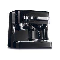 Комбинирана кафе машина за еспресо и филтърно кафе DeLonghi BCO 410.1 /1750 W, 15 bar/