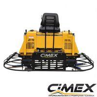Двойна пердашка за бетон бензинова CIMEX DPT1500 /2x75 см./