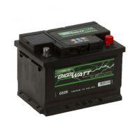 Акумулатор Bosch Gigawatt 53 Ah  / R+ , 470 NM /